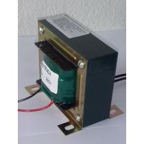 Transformador (trafo) 110/220v - Saída 12-0- 12v 5a - 60va