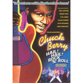 Dvd Chuck Berry Hail! Hail! Rock