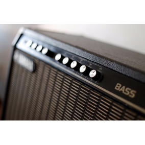 Amplificador Bajo Yamaha B100115 100 Watts Por Ampeg Hartke
