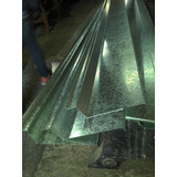 Babetas Sobre Chapa/teja Zingueria. Galvanizada Nº27 X1mt