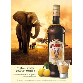 Licor Amarula 750 Ml Original