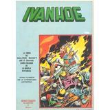 Ivanhoe Libro Tipo Comic De Coleccion