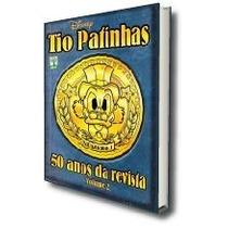 Tio Patinhas 50 Anos Volume 2 - Capa Luxo - Novo Lacrado