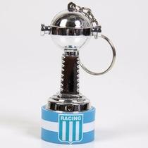 Chaveiro Taça Libertadores Da América Racing