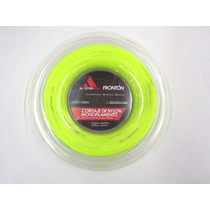 Cuerda Para Raqueta Nylon Master Pro Optical 200mts
