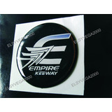 Emblema Redondo Moto Empire, Outlook Rkv Rk6