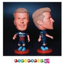 David Beckham - Psg - Cabezones Kodoto 6,5cm Con Base