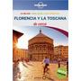 Florencia Y La Toscana Lonely Planet Incluye Mapa Florencia