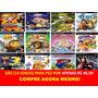 Combo Madagascar 2 Escape Play 2 (kit 14 Jogos Ps2 Infantil