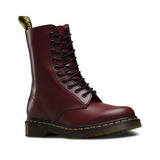 Dr Martens Colombia, Oficial 1490 Cherry Red Smooth Hombre