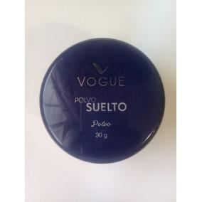 Polvo Facial Suelto Vogue 30g Tono Bossa Nova