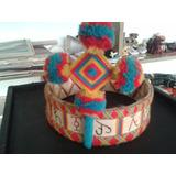 Corona Wayuu Coleccion Artesanal