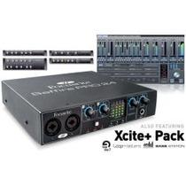 Focusrite Saffire Pro 24 Interfaz De Audio