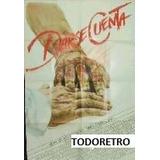 Afiche De Cine Darse Cuenta De Alejandro Doria Año 1984