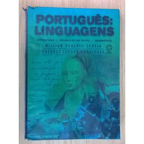 Português Linguagens - William Cereja/thereza Cochar - R$8!
