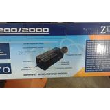 Regulador De Voltaje Zigor Bravo 2000vas 6 C Garantia D Fab