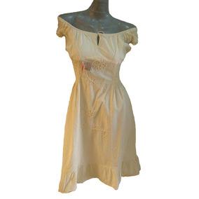 Vestidos Casuales De Manta