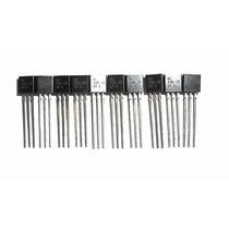 Transistores Bc328 + Bc338 ( Lote De 1.000 Pçs)