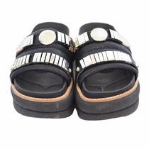 Chelsea Market Sandalias Mujer Zapatos Plataforma Cuero Eco