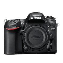 Cuerpo Cámara Nikon D7200 24.2 Mp Formato Dx Wi Fi