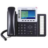 Telefone Ip Gxp2160 6 Contas Sip Grandstream