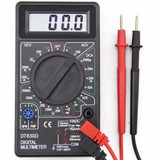Tester Multimetro Probador De Voltaje Digital Electronica