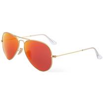 Ray Ban Rb 3025 Aviador - Óculos De Sol 112/69 - Lente 5,8