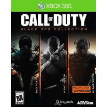 °° Call Of Duty Black Ops Collection Xbox 360 °° Bnkshop