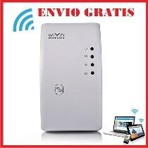 Repetidor Wifi Con Envio Gratis Expande Tu Señal De Internet