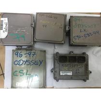 Ecm Ecu Pcm Computadora Motor Modulo Cerebro Honda Odyssey