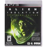 Ps3 - Alien Isolation - Nuevo Y Sellado - Ag