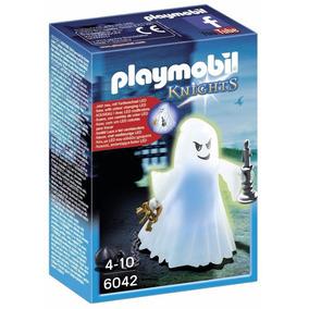 Retromex Playmobil 6042 Fantasma Medieval D Led Castillo