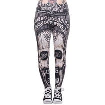 Leggings Ouija Choose Fate De Too Fast Wicca Deathrock Punk