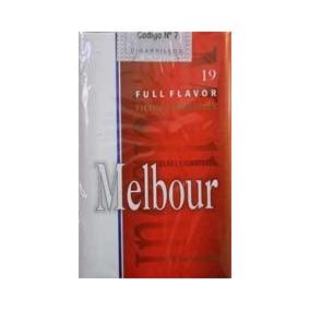 Cigarrillos Melbour