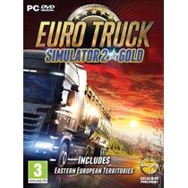 Euro Truck Simulator 2 Gold Bundle Steam Cd Key Pc Original