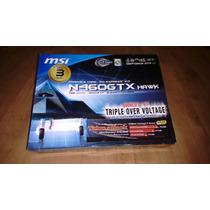 Msi Geforce Gtx 460 Hawk Não Da Vídeo