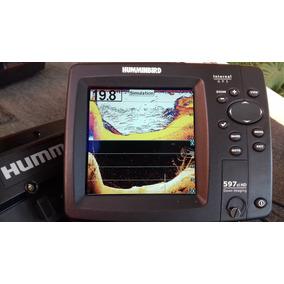 Sonar Humminbird 597 Hd Di Con Gps