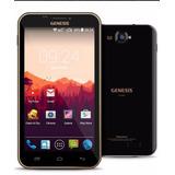 Smartphone Genesis Gt-6405 Tela 6 Dual 4g Quad Core 1gb Ram