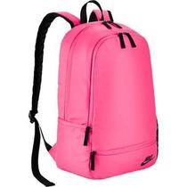 Mochila Nike 100% Original Escolar O Gimnasio Color Rosa