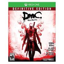 Devil May Cry Definitive Edition (nuevo Y Sellado) Xbox One