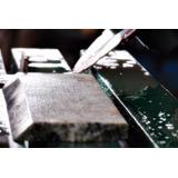 Pequena Maquina De Cortar Granit - Metalurgica Maqfort
