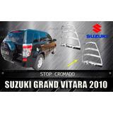 Cobertor Cromado De Stop Grand Vitara 2010 Suzuki