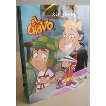 Bolsa Dulcero Del Chavo Del Ocho, Plastificada, Fiesta
