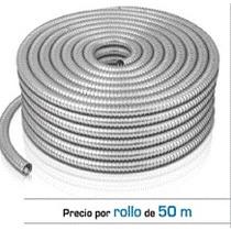 Tubo Flexible Metalico De 3/4 Voltech Manguera Oferta 46901