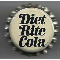 Corcholata Ficha Refresco Diet Rite Cola ( E U A )