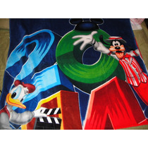 Toalla De Playa Disney Personajes 2014 ( 864 )