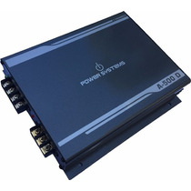 Amplificador Digital Power Systems A500 D