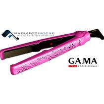 Planchita Para Pelo - Gama Color Rosa Cp1-hp - Ceramic