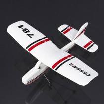 Remote Control Micro Cessna 781 Rtf Eléctrico 2 Canales Rc A