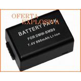 Bateria Li-ion Dmw-bmb9 Para Camara Panasonic Dmc-fz40